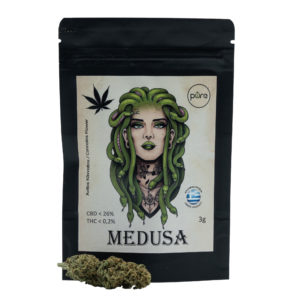 Ανθός MEDUSA 3gr < 26%
