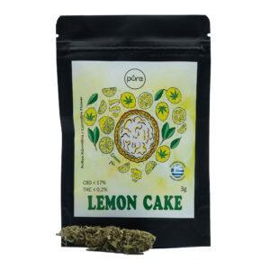 """Ανθός """"Lemoncake"""" 3gr CBD <17%"""