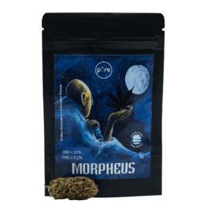 """Ανθός """"Morpheus"""" 3gr CBD <31%"""
